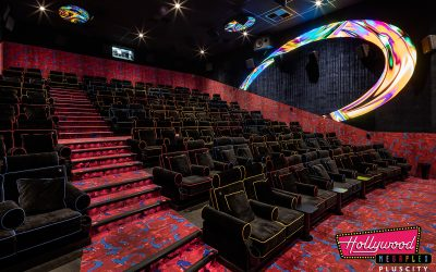 Dein eigener Kinosal